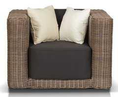 фото Роскошное кресло ГРАНДА из искусственного ротанга