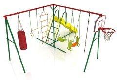 фото Детский игровой комплекс СТРЕКОЗА 3
