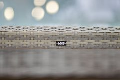 Фото №6 Стол МИЛАН из искусственного ротанга