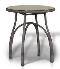 фото Круглый стол ФОРЛИ из искусственного ротанга