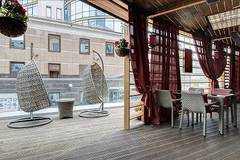 Фото №4 Подвесное кресло ТЕНЕРИФЕ из искусственного ротанга