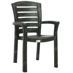 Фото №2 Кресло пластиковое Капри