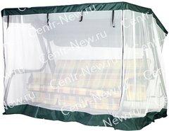 Фото №2 Москитная сетка на молнии для качелей Варадеро, Торнадо, Родео, Орбита и др
