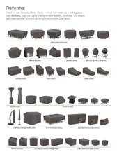 Фото №12 Чехол для комплекта мебели (стол + стулья)