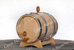 Фото №2 Дубовая бочка 10 литров (Кавказский дуб)