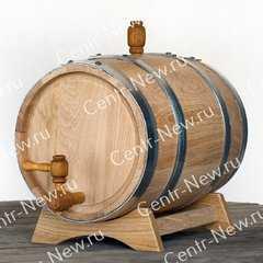 фото Дубовая бочка 10 литров (Кавказский дуб)