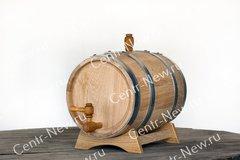 Фото №2 Дубовая бочка 15 литров
