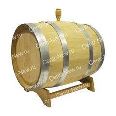Фото №3 Дубовая бочка 25 литров без крана (Кавказский дуб)