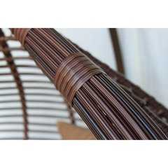 Фото №4 Плетеные качели KVIMOL KM 0021 большая корзина