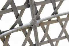Фото №12 Плетеные качели KVIMOL KM 1011