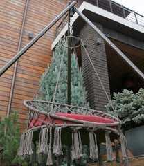 Фото №9 Каркас МАЙЯ (металл) для подвесных кресел