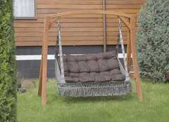 Фото №5 Деревянный каркас VILLA для подвесного кресла FORTALEZA и качелей VILLA