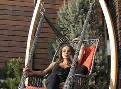 Фото №2 Деревянный каркас ФОРК для подвесного кресла качелей ИНКА