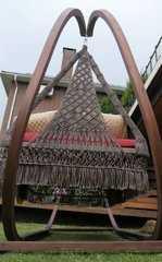Фото №8 Деревянный каркас для подвесных качелей МАРРАКЕШ