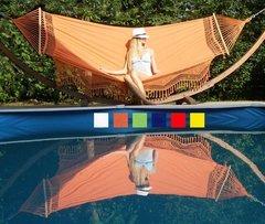 фото Гамак TULIP (6 цветов) + каркас RIO GRAND + чехол для подушки 4 цвета