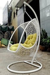 фото Подвесное кресло Albatros White + каркас