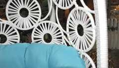 Фото №3 Подвесное кресло Flowers + каркас