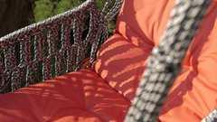 Фото №3 Подвесное кресло качели ИНКА в комплекте с подушкой