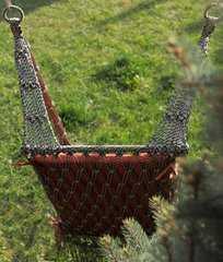 Фото №4 Подвесное кресло качели ИНКА в комплекте с подушкой