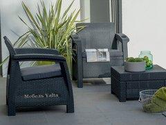 Фото №3 Комплект мебели для отдыха Yalta Balcony Set