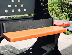 фото Столешница передняя для мангала