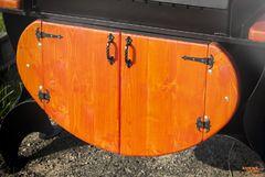 фото Дверцы для мангала КМ-8