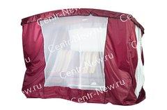 Фото №4 Тент-шатер для садовых качелей