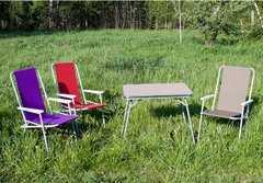 Фото №10 Складное кресло Мебек стандарт