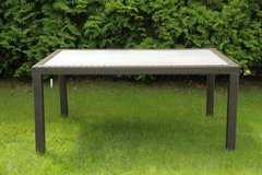 фото Обеденный стол из ротанга LAVRAS 205