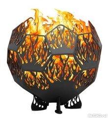 фото Очаг сферический «Пламя» (Металекс)
