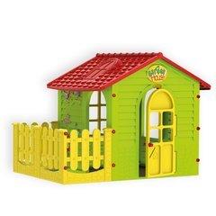 фото Домик с забором детский