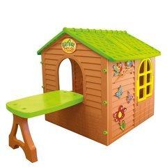 фото Домик игровой детский со столом