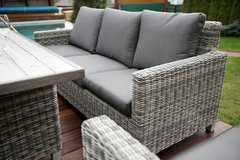 Фото №6 Комплект мебели из искусственного ротанга БАЛИ