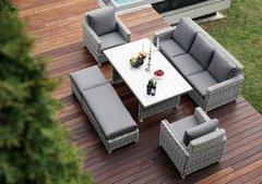 Фото №8 Комплект мебели из искусственного ротанга БАЛИ