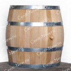 фото Дубовая бочка 100 литров (Колотый дуб)