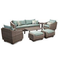 фото Комплект мебели для отдыха ТРЕНТИНО + диван