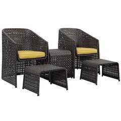 фото Комплект мебели для отдыха ЛУИЗИАНА