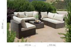 Размер №1 Комплект мебели (угловой) НЬЮ-ЙОРК