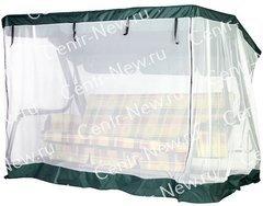фото Москитная сетка на молнии для садовых качелей Торнадо +10