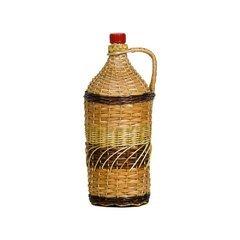 фото Бутылка 2л «Виноград» декор