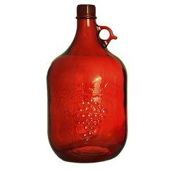фото Цветная бутылка 5 л «Лоза»
