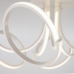 фото Светодиодный потолочный светильник 90111/5 белый