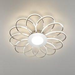 фото Светодиодный потолочный светильник 90105/13 хром