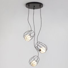 фото Подвесной светильник 50138/3 черный