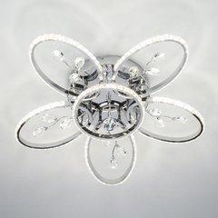 фото Светодиодный потолочный светильник 90097/6 хром