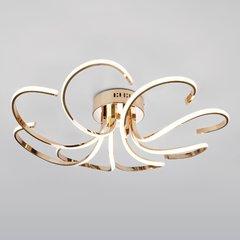 фото Светодиодный потолочный светильник 90096/8 золото