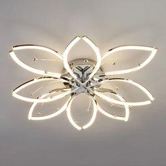фото Светодиодный потолочный светильник 90092/8 хром