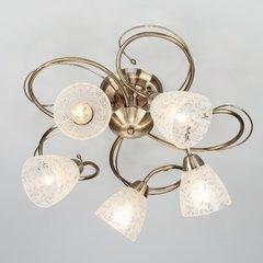 фото Потолочный светильник 30130/5 античная бронза