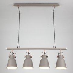фото Подвесной светильник 50083/4 серый