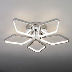 фото Светодиодный потолочный светильник 90081/5 хром